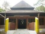 Gedung Pasarean (Makam) Eyang Djoego dan R.M. Iman Soedjono